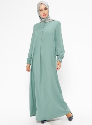 a9f1a224c4ef6 Tesettür Elbise Modelleri ve Fiyatları | Modanisa - 104/110