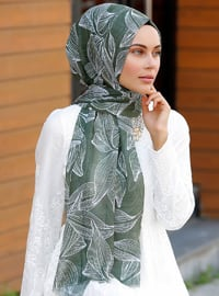 Multi - Floral - Shawl