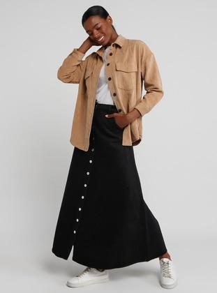 88e711170e223 ملابس سفلي مقاس كبير للمحجبات - ملابس محجبات - Modanisa.com