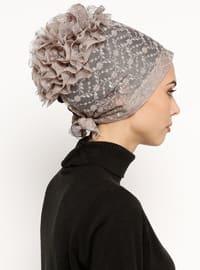 Minc - Lace up - Lace - Bonnet