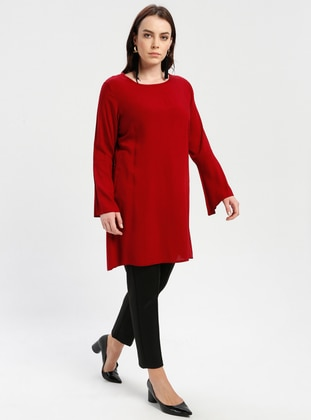 Cherry - Crew neck - Tunic
