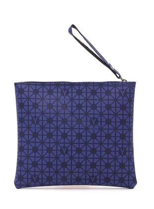 Black - Navy Blue - Clutch Bags / Handbags