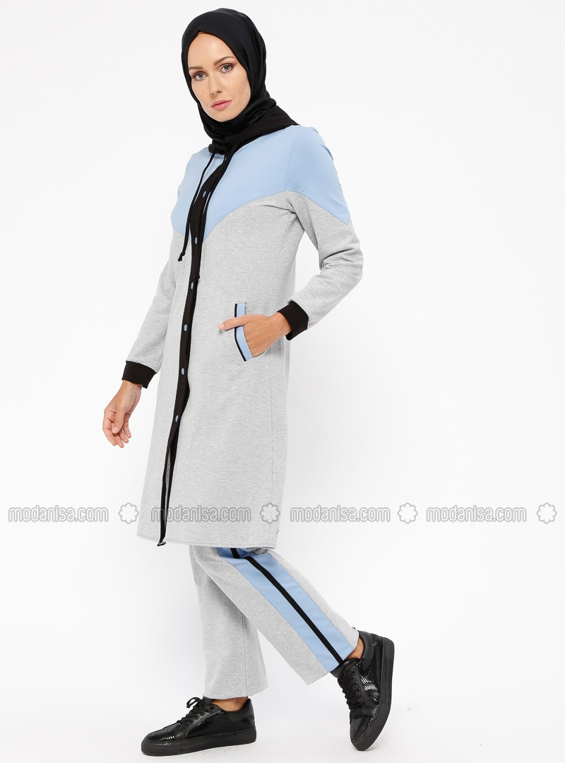 Blue - Tracksuit Set
