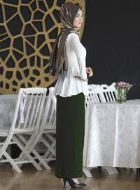 Emerald - Fully Lined - Skirt