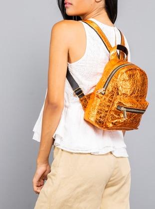 Orange - Backpacks