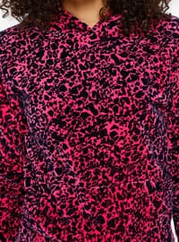 Fuchsia - Multi - Tracksuit Top