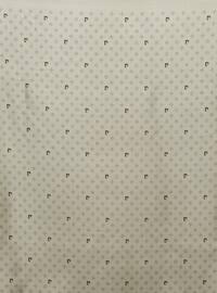 Multi - Printed - %100 Silk - Scarf - Pierre Cardin