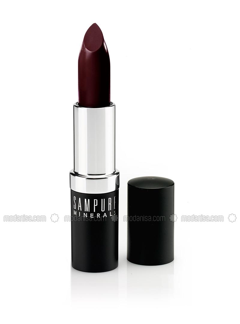 Matte Lipstick Precious - Sampure Mınerals