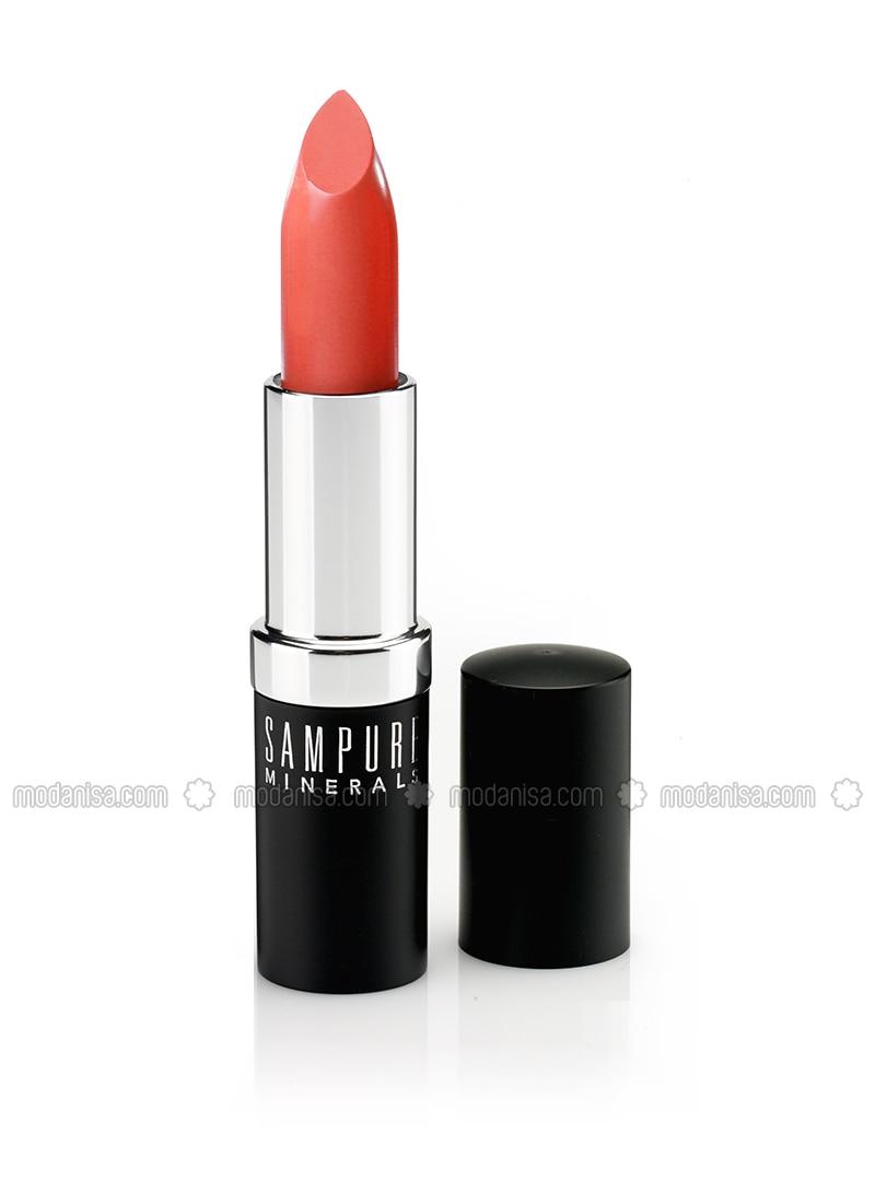 Matte Lipstick Sunset - Sampure Mınerals