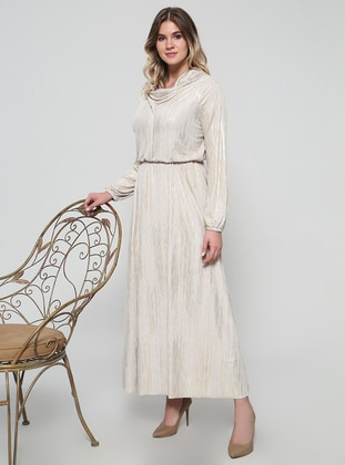 Minc - Fully Lined - Muslim Plus Size Evening Dress
