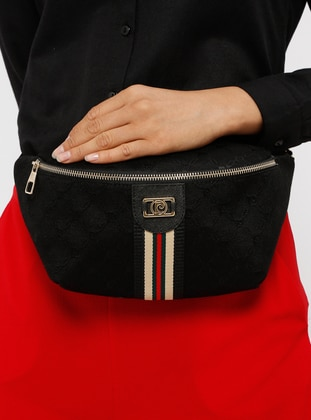 Black - Clutch Bags / Handbags - Pierre Cardin