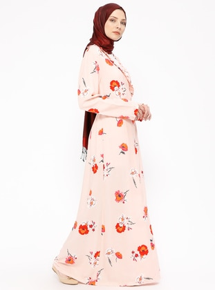 Salmon - Multi - Unlined - Prayer Clothes