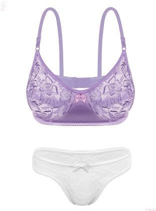 Lilac - Bra