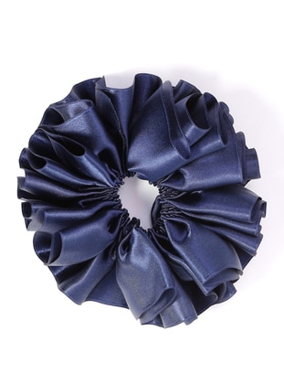 Navy Blue - Scarf Accessory