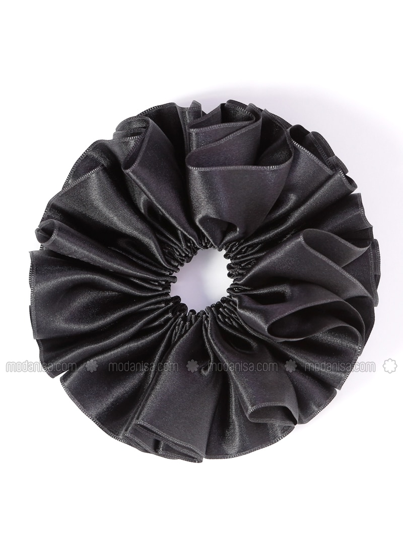 Black - Scarf Accessory