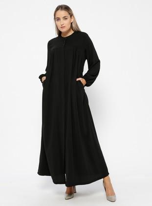 Islamic Plus Size Abaya Models - Modanisa.com
