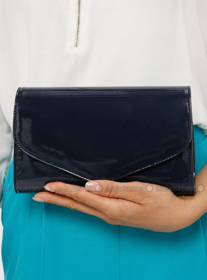 2e0756953 Navy Blue - Clutch Bags / Handbags. Fotoğrafı büyütmek için tıklayın