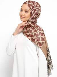 Multi - Printed - Pashmina - Shawl