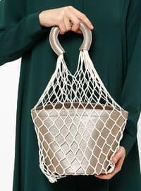 Golden tone - Clutch Bags / Handbags