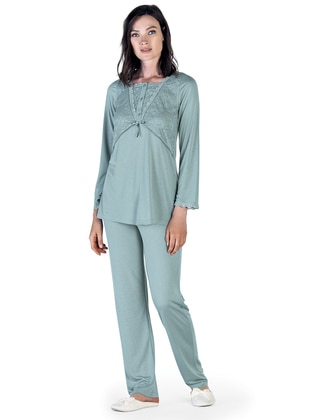 Green Almond – Pyjama – Artis Collection