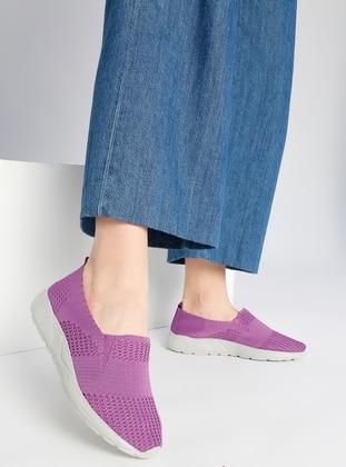 Spor Ayakkabı - Mor - Letoon Ürün Resmi