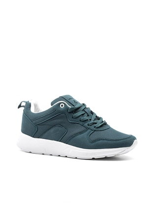 Spor Ayakkabı - Petrol Yeşili - Letoon Ürün Resmi