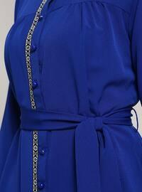 Saxe - Point Collar - Tunic