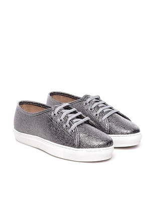 Just Shoes Spor Ayakkabı - Platin