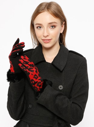 Red - Glove - NW Accessory