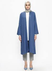 Blue - Unlined - Topcoat