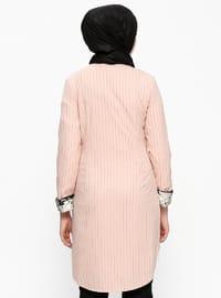 Powder - Stripe - Unlined - Jacket