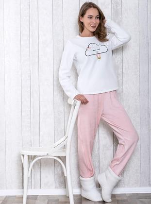Pink - Pyjama - Lingabooms