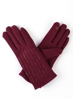 Maroon - Glove