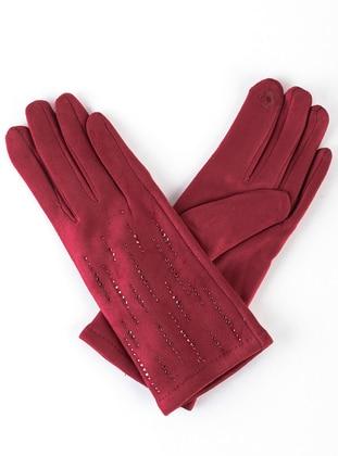 Red - Glove