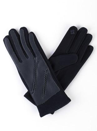 Navy Blue - Glove - Marlux