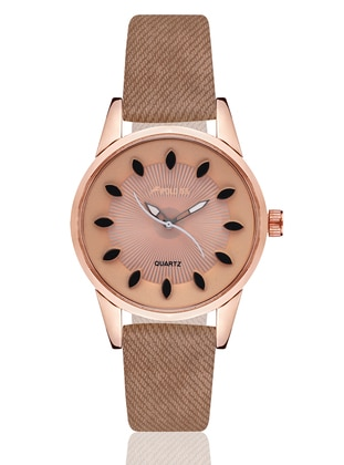 Beige – Watch – Polo55
