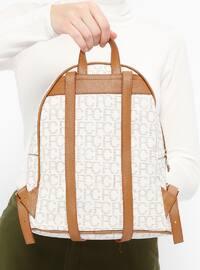 Beige - Backpacks - Pierre Cardin