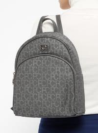 Gray - Backpacks - Pierre Cardin