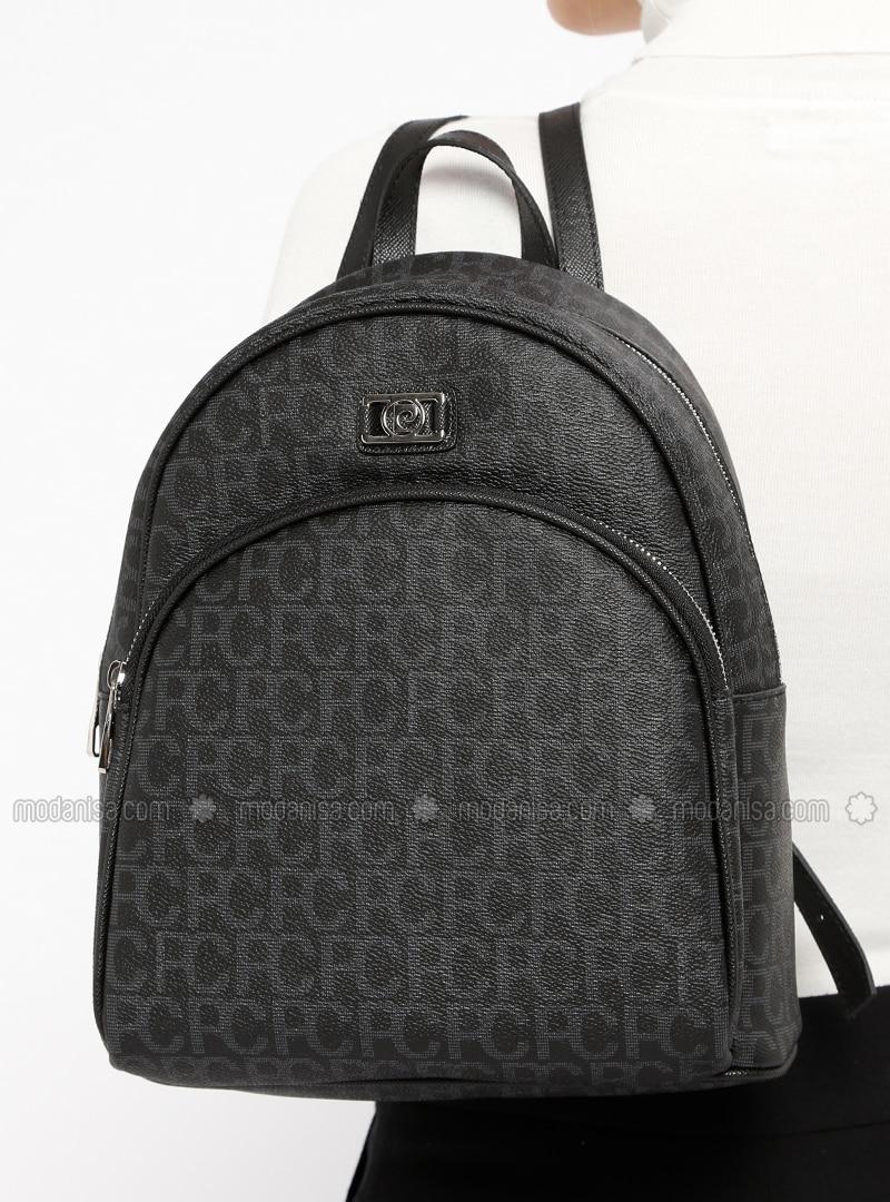 Black - Backpacks - Pierre Cardin