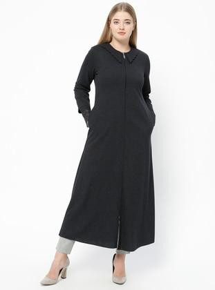 Islamic Plus Size Abaya Models Modanisa