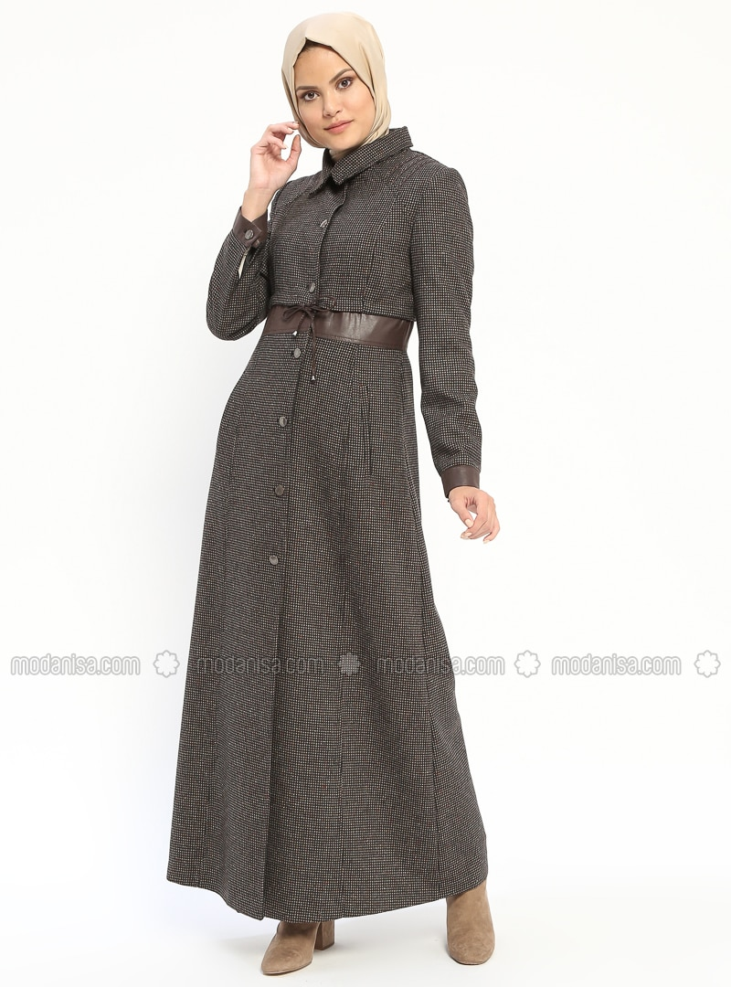 Minc - Fully Lined - Point Collar - Coat