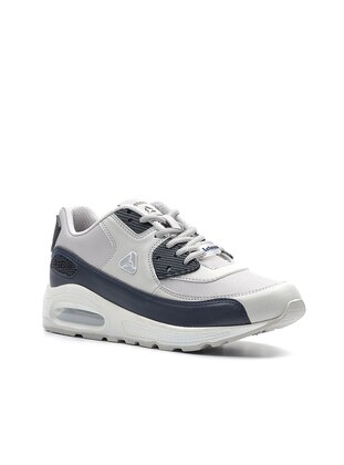 Spor Ayakkabı - Gri - Letoon Ürün Resmi