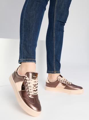 Spor Ayakkabı - Bakır Rugan - Letoon Ürün Resmi