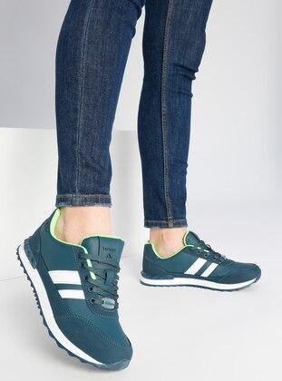 Spor Ayakkabı - Petrol - Letoon Ürün Resmi