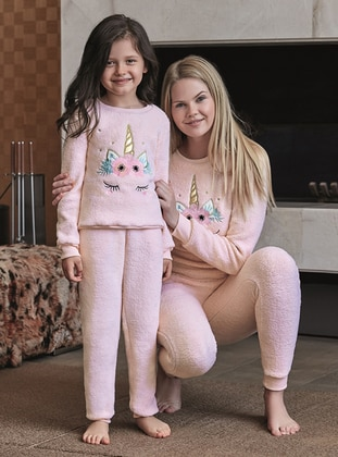 Pink - Kids Pijamas - ANIL