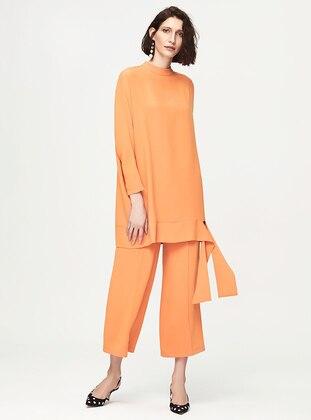 Salmon - Unlined - Suit