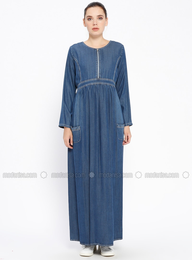 752b1c292e8 Denim Maternity Dress - Dress Foto and Picture