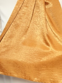 Golden tone - Shawl