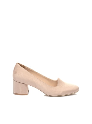 Beige – Casual – Shoes – Shoestime