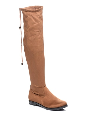 Tan - Boot - Boots - Shoestime